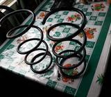 Espirales Delanteros Corrolla 95-00