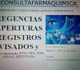 Registros Sanitarios en El Salvador