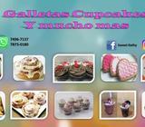 Cupcakes, Galletas Decoradas Y Mucho Mas
