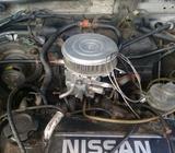 Nissan Stanza 82 Bonito