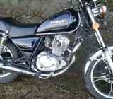 Suzuki Gn 2013