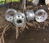 Rines de Aluminio