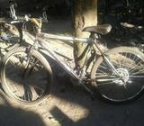 bicicleta mongose y corsario rin 26