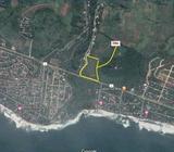 Terreno 3Mz a 200 mts de San Blas sobre carret.Litoral