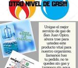 Gas Y Agua a Domicilio!!!