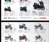 Somos Yamaha Motos Al Crédito Y Contado
