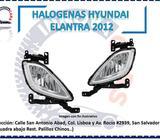 HALOGENAS ELANTRA 2012