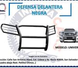 DEFENSA NEGRA UNIVERSAL