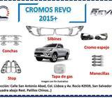 CROMOS PARA HILUX REVO