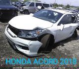 Repuestos para Honda Acord 2018