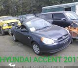 Repuestos para Hyundai Accent 2011