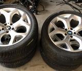 BMW X5 RINES ESPECIALES