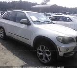 X5 BMW PARA REPUESTOS
