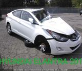 Repuestos para Hyundai Elantra 2013