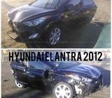 Repuestos para Hyundai Elantra 2012