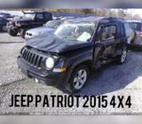 Repuestos para Jeep Patriot 2015 4x4