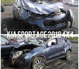 Repuestos para Kia Sportage 2018 4x4
