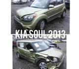 Repuestos para Kia Soul 2013