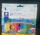 Lápices de Colores Acuarela Staedtler
