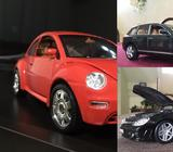 Vendo los siguientes autos a escala 1:18 NUEVOS: