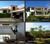 Casa en Alquiler Residencial La Montaña 1
