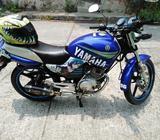 Vendo Una Linda Motocicleta Yamaha Ybr