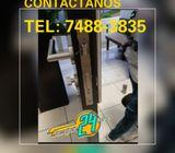 Cerrajeria 24 horas tel 74883835