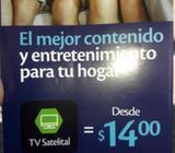 Cable Satelital Tigo con Dui Y Recibo