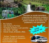 Tours a Costa Rica Y Panama