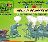 MOLINOS DE MARTILLO Y PICADORAS D ZACATE BRASILEÑAS 10