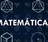 Matemáticas!