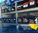 Que esperas!! Que nada te detenga!! Baterias Tecno Delivery Zona San Salvador