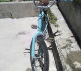 Vendo Bicicleta por Falta de Uso