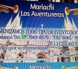 Mariachi Los Aventureros de Santa Ana Es