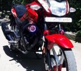 Vendo Moto Hero Hunk Año 20017 Poco Kmh