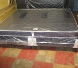 camas de espuma firme de 2 x 2 mtrs super grandes y lo mejor transporte gratis