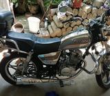 Vendo Moto Fire 150
