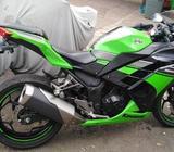 Kawasaki 300 2013