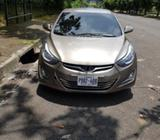 Hyundai Elantra, Bolsas Ok, A/c, 6200ng
