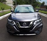 Nissan Rogue 2017 3 filas de asientos
