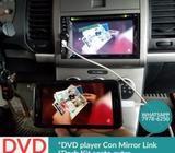 Instalada Pantalla Dvd Player para Carro