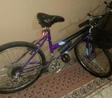 Bicicleta Semi Nueva Poco Uso