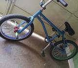 Bonita Bicicleta Rines Doble Piso