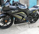 Kawasaki Ninja 250R año 2012 funcionando perfectamente