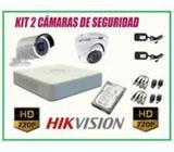 Combo Videovigilancia Dos