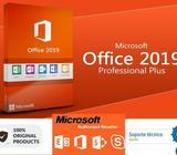 Office 2019 Professional Plus Licencia Original 1pc