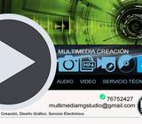Diseño Gráfico, Multimedia Creación En General