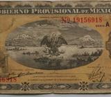 2 Antiguos Billetes de México