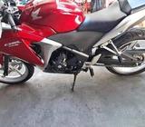 Moto Honda Cbr250R