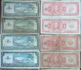 Billetes de 1 Colón, Originales